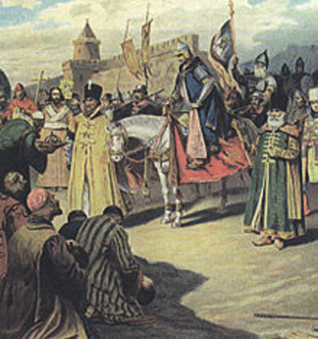 The Siege of Kazan