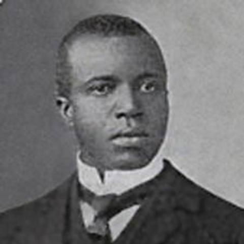 Scott Joplin's Maple leaf rag-first crossover music