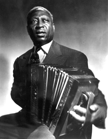 Lead Belly - who recorded at Angola Prison