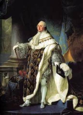 Birth King Louis XVI