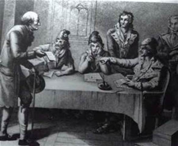 Formation of the Jacobins