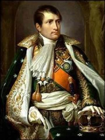 Birth of Napolean Bonaparte