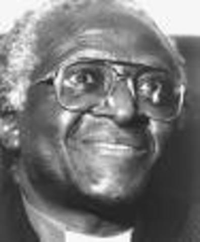 Desmond Tutu: 1972