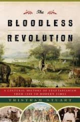 a bloodless revolution