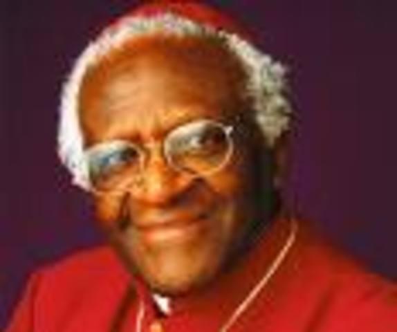 Desmond Tutu: 1975