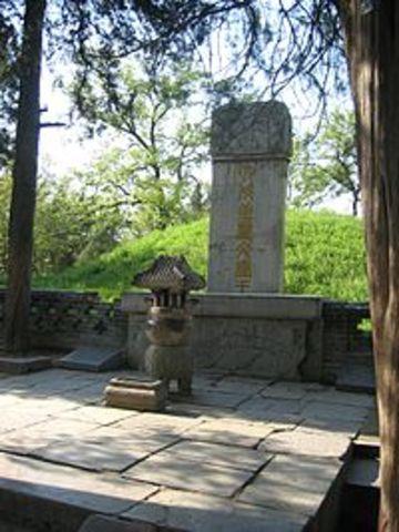 Death of Confucius