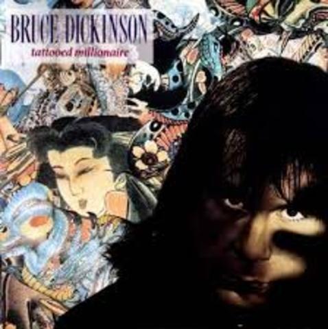 Salida de Bruce Dickinson