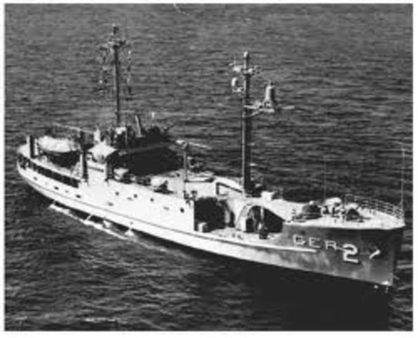 USS Pueblo Incident