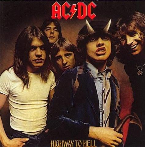 ACDC , Heavy Metal