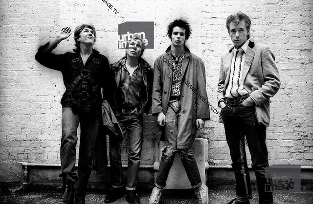 Sex Pistols. Punk