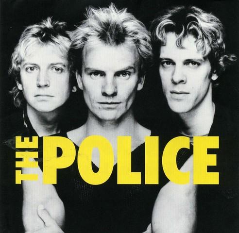 New Wave britanica . The police