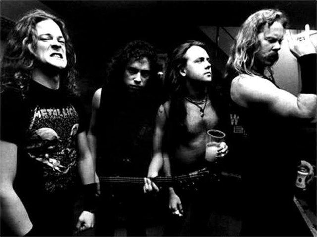 Heavy Metal, Metalica.