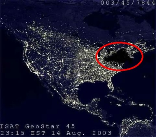 Northeast Blackout of 1965
