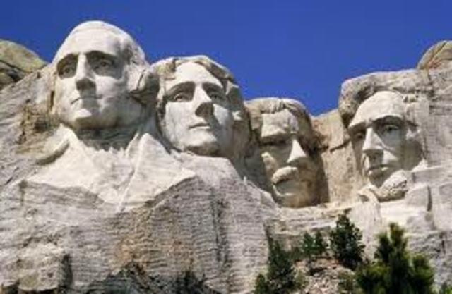 Mount Rushmore Opened