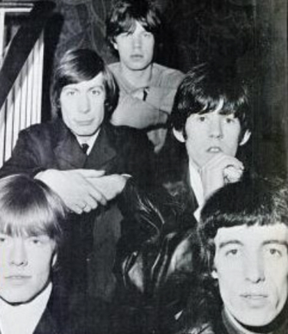 The Year That The Rolling Stones Band Formed