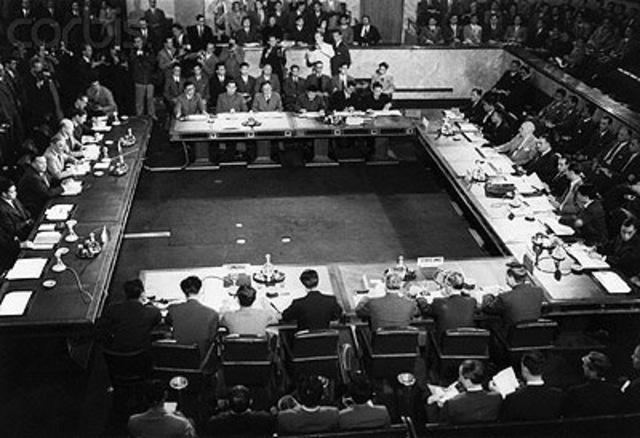 Geneva Agreements Settled