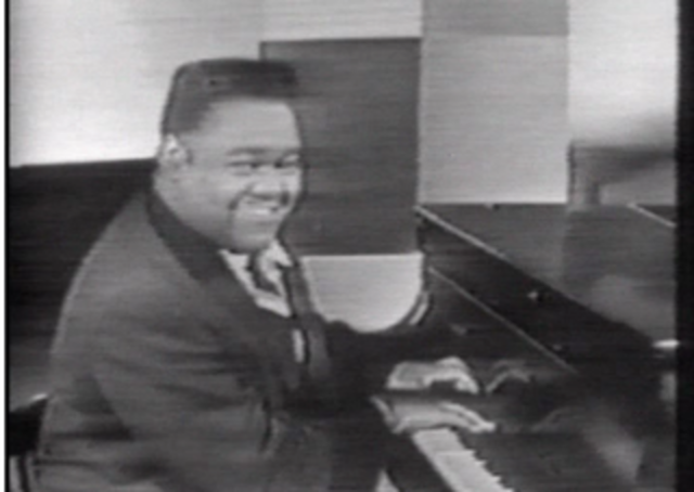 """Fats Domino """"Blueberry Hill"""""""