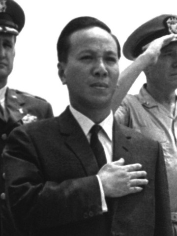 Thieu Elected