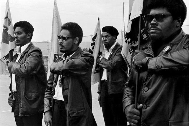 Black Panthers rise to prominence