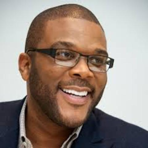Tyler Perry opens a studio in 2008