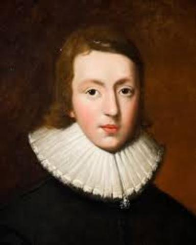 John Milton denounces licensing of the press in Areopagitica