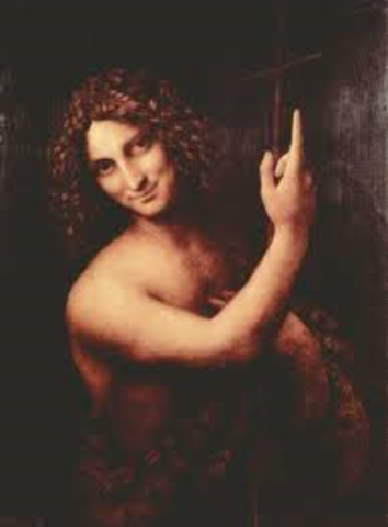 Paints St. John the Baptist