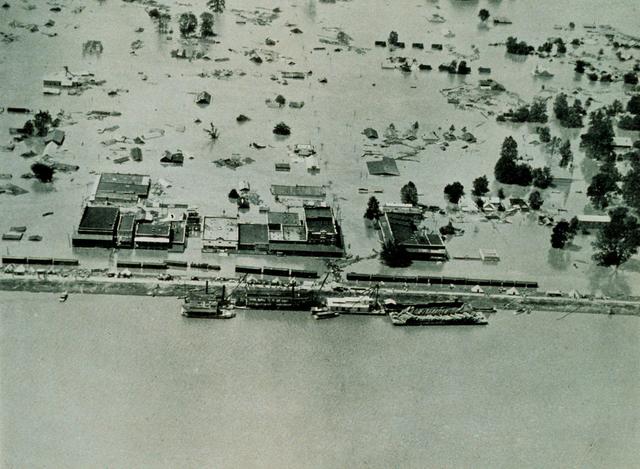 Great Mississippi Flood of 1927