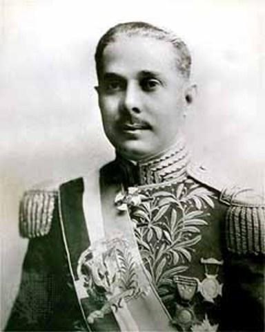 Rafael Trujillo was born