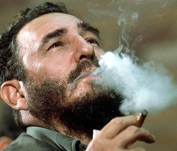 Castro and the rest of the 26th of July Movement rebels.