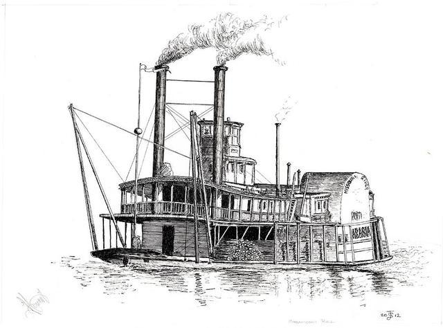 Era of the Steam Boat