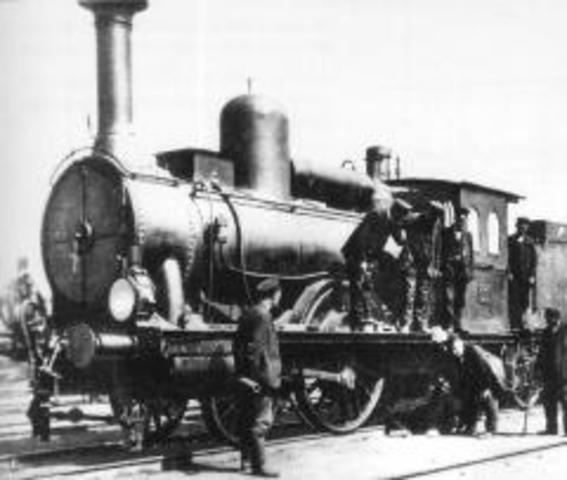Railroads Take Over