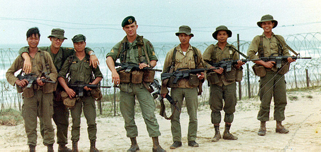 Kennedy Authorizes Green Berets