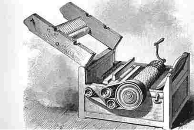 Invention of the cotton gin