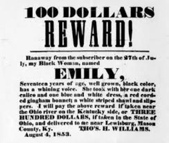 Fugitive Slave Act of 1793