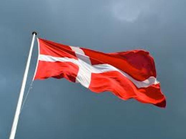 Dansk angreb på Estland.