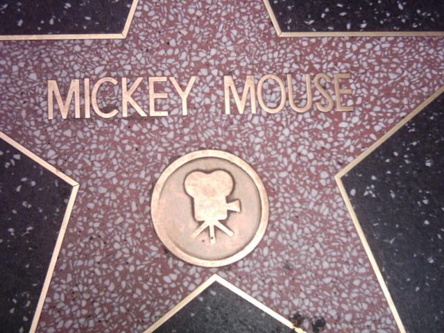 Mickey's Star