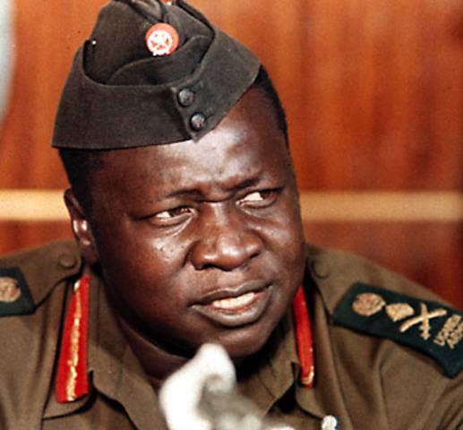 Idi Amin's expulsion of Indians