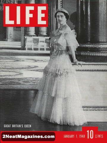 Life magazine debuts