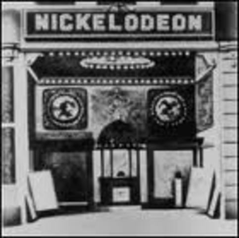 """First """"nickelodeon"""""""