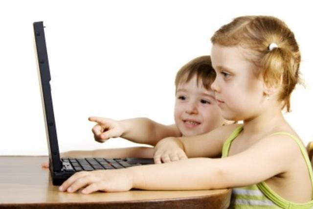 Kids v.s. The Web
