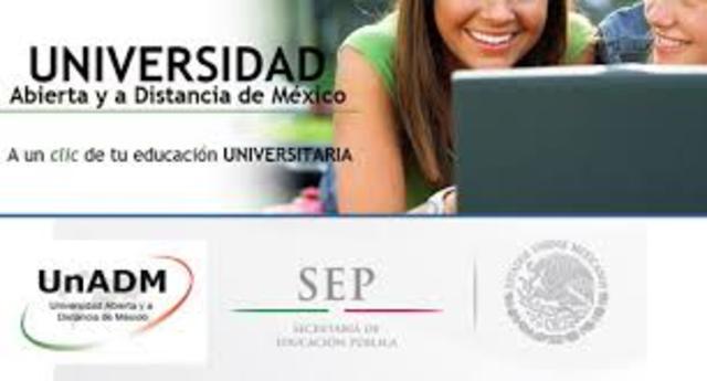 Sistema Universidad Abierta en México.