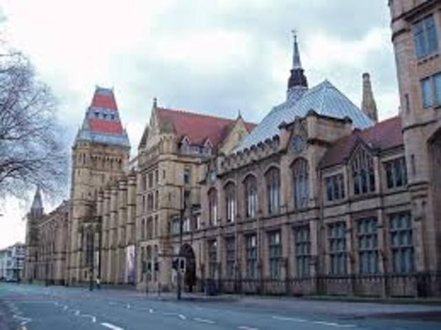 Open University Británica.
