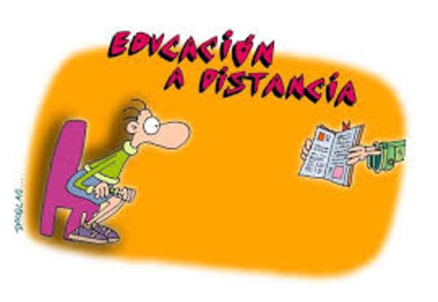 Implementación de la EAD en la Educacion Superior en Colombia