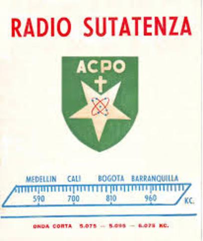 La radio y la televisión fueron medios de apoyo en la labor informativa.