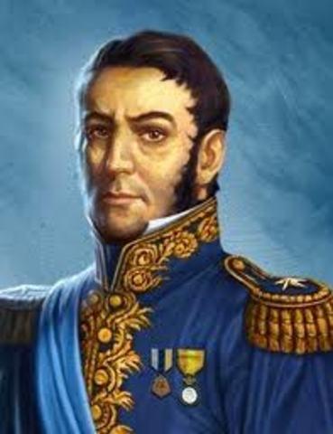 Birth of Jose De San Martin