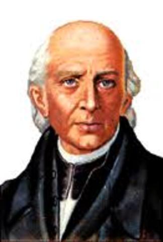 Birth of Miguel Hidalgo