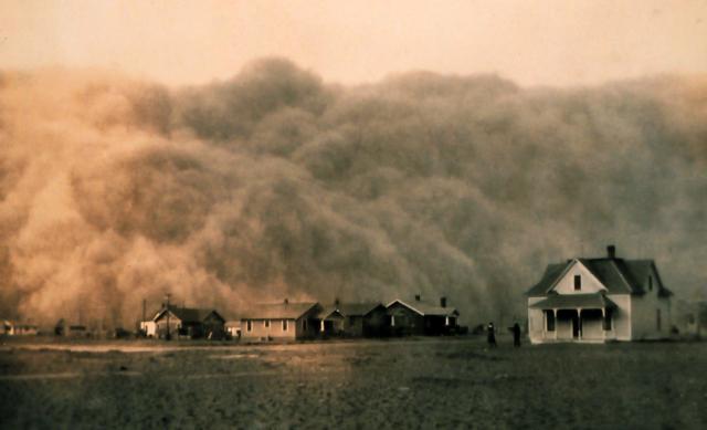 Dust Bowl Black Sunday