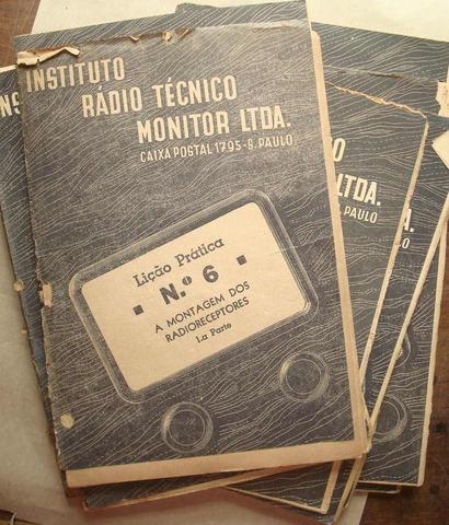Instituto Monitor passa a oferecer cursos profissionalizantes a distância por correspondência