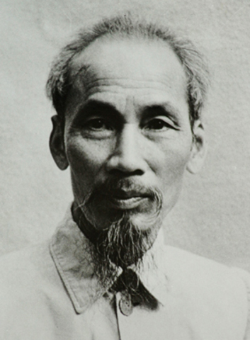 Ho Chi Minh Declares an Independant Vietnam