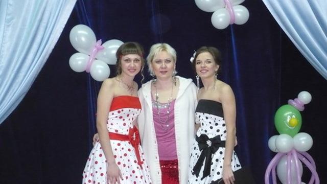 Перед концертной программой - Пузанова Светлана Ивановна